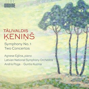 Talivaldis Kenins / Symphony No. 1