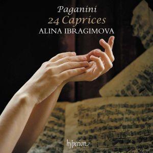Paganini: 24 Caprices / Alina Ibragimova
