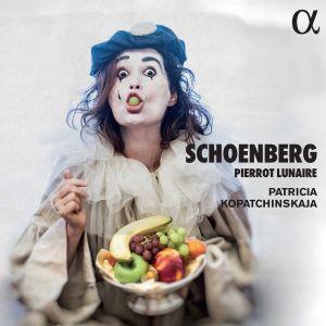 Schönberg: Pierrot lunaire / Patricia Kopatchinskaja