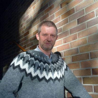 Stefan Sturla Sigurjonsson.