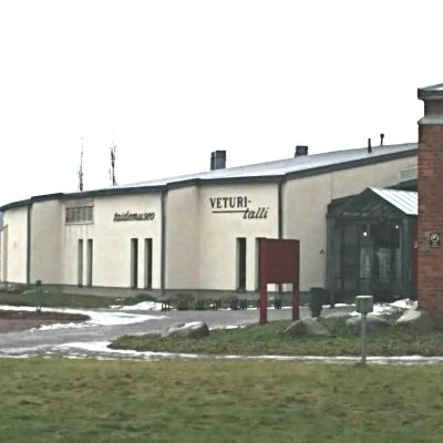 Konstmuseet Veturitalli i Salo