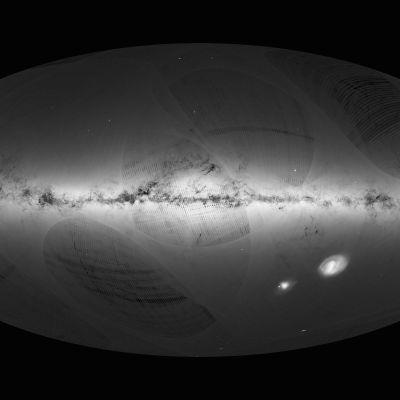 Satelliitti; Gaia.
