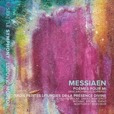 Seattlen sinfoniaorkesteri / Messiaen
