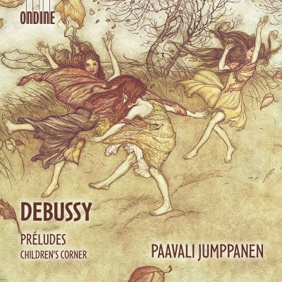 Paavali Jumppanen / Debussy
