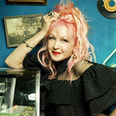 Cyndi Lauper.