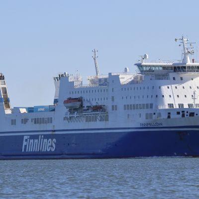 Finnlinesin M/S Finnfellow