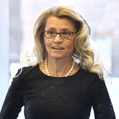 Kansanedustaja Päivi Räsänen