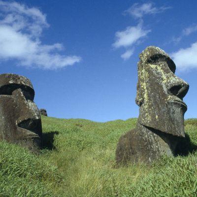 patsaita Pääsisäissaarella