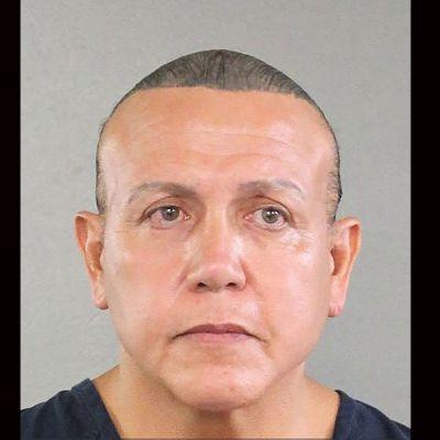 57-vuotias Cesar Sayoc myönsi lähettäneensä pommipaketteja demokraattipoliitikoille.