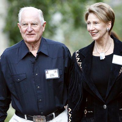 Craig ja Barbara Barrett