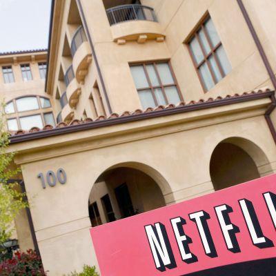 Netflixin pääkonttori Kalifornian in Los Gatosissa.