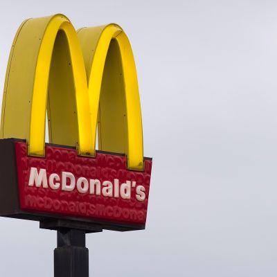 mcdonald'sin logo