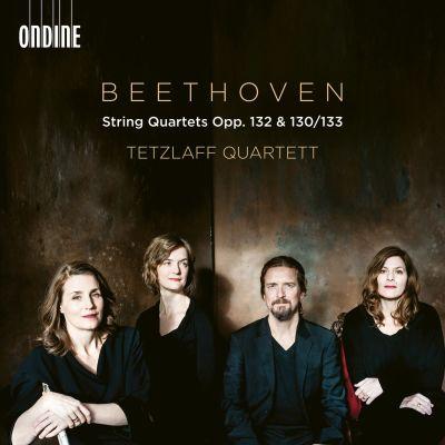 Beethoven: String Quartets / Tetzlaff-kvartetti