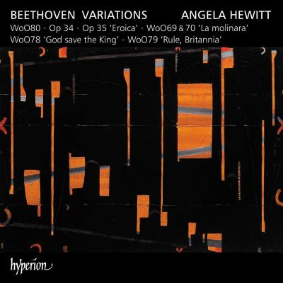 Beethoven Variations / Angela Hewitt