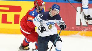 Patrik Laine, Alexander Ovetjkin.