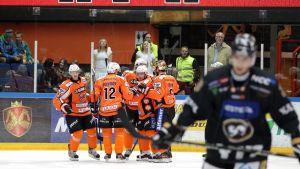 Förra säsongen spelade HPK i kvartsfinal.