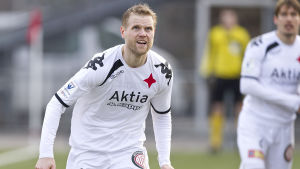 Juho Mäkelä har gjort fem ligamål för HIFK.
