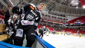 Mikko Rantanen, TPS, säsongen 2014-2015.