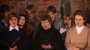 Kauneimmat joululaulut -ohjelma 1993.