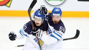 Sebastian Aho, Mikael Granlund.