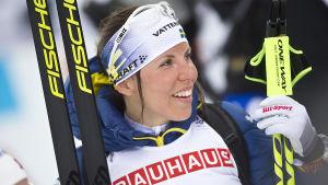 Charlotte Kalla.