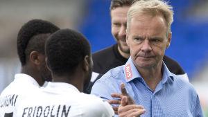 Juha Malinens RoPS har sex utländska spelare i år, vilket är 23,4 procent av truppen.