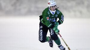 Akilles Joakim Nordström.