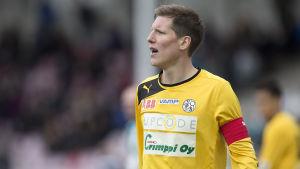 Ville Koskimaa drar hemåt, men berömmer också HIFK:s supportrar.