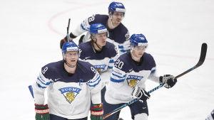 Mikko Koivu ledde sina mannar till seger mot USA.