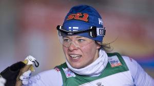 Krista Pärmäkoski, Ruka 2016.
