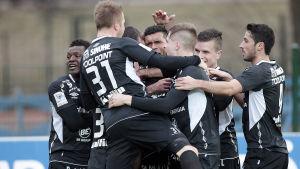 Många har försvunnit från FC Lahti efter säsongen 2015.