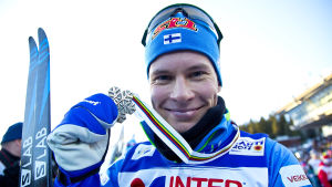 Matti Heikkinen.