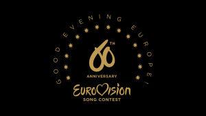 Eurovisionens jubileumslogo.
