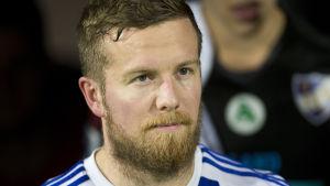 Rutinerade Sebastian Sorsa har bytt ut HJK mot spel i KuPS.