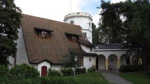 Gallen-Kallela muséet, Tarvaspää