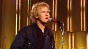 Kojo esiintyy Suomen euroviisukarsinnoissa vuonna 1982