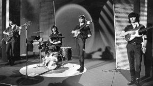 The Renegades -yhtye tv-ohjelmassa Uudet tuulet vuonna 1964.