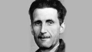 George Orwellin kuva vuodelta 1933
