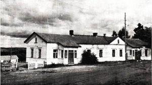 Heinäveden kunnantalo 1930-luvulla