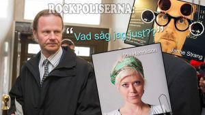 Rockpoliserna snackar om Juho Eerolas band Suuri Tuntematon