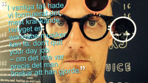Janne Strang gillar inte Suuri Tuntematon