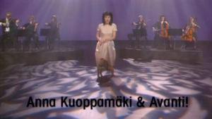Anna Kuoppamäki & Avanti!