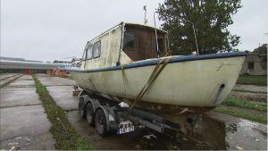 Två män hittades döda i båt utanför Tallinn i Estland