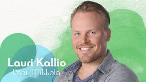 Kuvassa Lauri Kallio (Panu Mikkola).