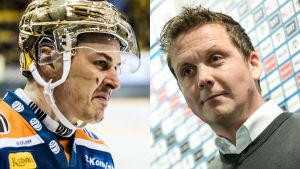 Kristian Kuusela och Lauri Marjamäki.