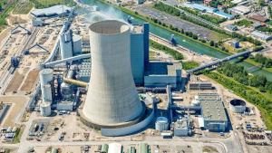 Unipers nya kraftverk Datteln IV