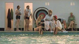 Kuva Peter Greenawayn elokuvasta Kohtalokkaat numerot.