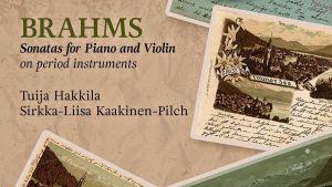 Brahms / Kaakinen-Pilch & Hakkila