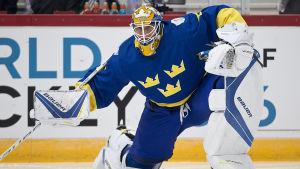 Jacob Markström i Tre Kronor