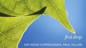 Ars Nova Copenhagen -kuoron levyn kansikuva.